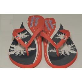 Dominican Republic Flip Flops Sandals