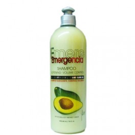Toque Magico Emergencia Shampoo with Avocado and olive Oil