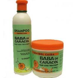 Baba de Caracol Anti-Hair Loss Combo