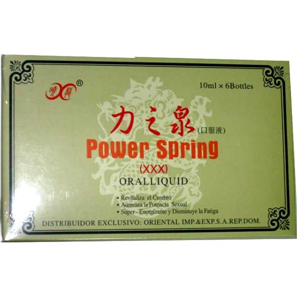 Power Spring Oral Liquid 107