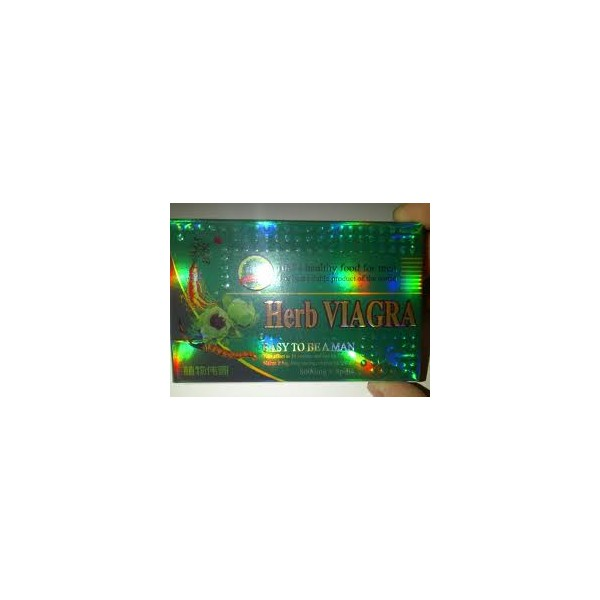 Herb viagra green box