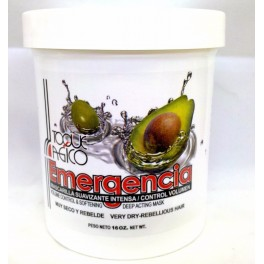Emergencia Smoothing Intensive Mask