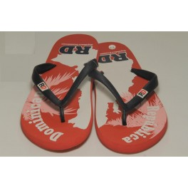 Dominican Republic Flip Flops Sandals