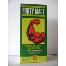 Nutritional supplement Forty Malt